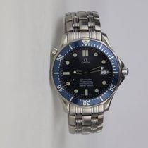 Omega 2531.80 Stahl 2001 Seamaster Diver 300 M 41mm gebraucht