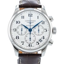 Longines L2.859.4.78.3 Steel 2010 Master Collection 44mm pre-owned United States of America, Georgia, Atlanta