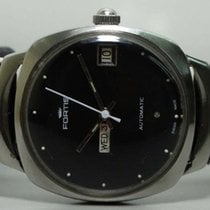 Fortis Steel 34mm Automatic k619 pre-owned India, Mumbai