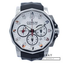 Corum Admiral's Cup Challenger Steel 44mm