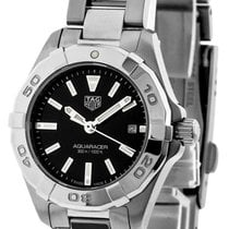TAG Heuer Quartz Black 27mm new Aquaracer Lady