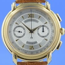 Maurice Lacroix Or jaune 41mm Remontage manuel 99544 occasion