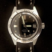 Squale Steel 38mm Automatic pre-owned