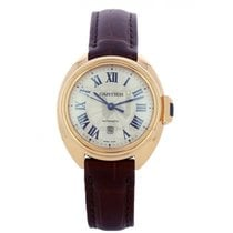 Cartier Rose gold 31mm Automatic WGCL0010 new
