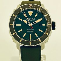 Alpina Seastrong Steel 44mm Black No numerals United States of America, California, Mission Viejo