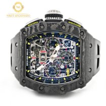 Richard Mille RM 11-03 Carbon 2019 RM 011 49.94mm nov
