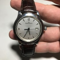 Jaeger-LeCoultre Master Control Date Stahl 39mm Silber
