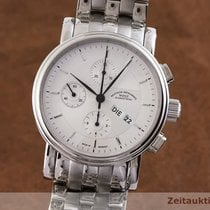 Mühle Glashütte Steel 42mm Automatic M1-30-90 pre-owned
