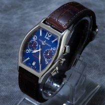 Ulysse Nardin Michelangelo Steel 35mm Blue Arabic numerals