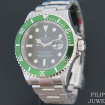 Rolex Submariner Date nieuw 2008 Automatisch Horloge met originele doos en originele papieren 16610LV