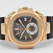 Patek Philippe Nautilus 5980R-001 pre-owned