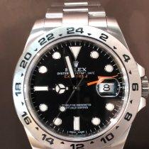 Rolex Explorer II 216570 2011 tweedehands
