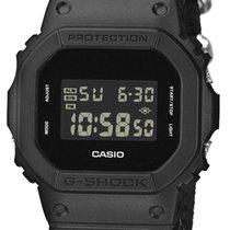 Casio G-Shock DW-5600BBN-1ER Nové Plast 42.8mm Quartz