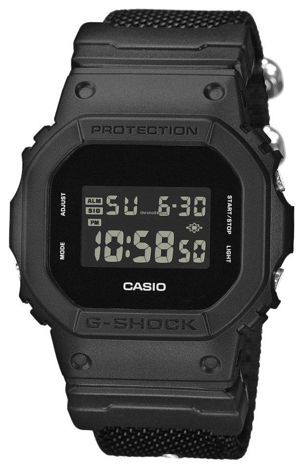 1er 5600bbn G Shock Digitaluhr Dw Schwarz Casio 5A3RLj4