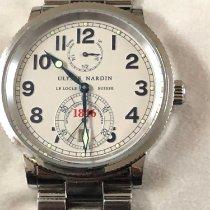 Ulysse Nardin Marine Chronometer 41mm 263-66-7 Dobré Ocel 41mm Automatika