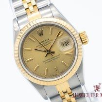 Rolex Lady-Datejust Gold/Stahl 26mm Champagnerfarben Keine Ziffern Deutschland, München