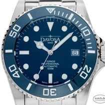 Davosa Steel 42mm Automatic 161.559.40 new