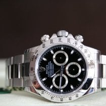 Rolex Daytona 116520 with stickers black dial unworn