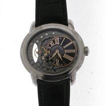 Audemars Piguet Millenary 4101 neu 2019 Automatik Uhr mit Original-Box und Original-Papieren 15350ST.OO.D002CR.01