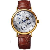 Breguet Yellow gold 39mm Automatic 5327ba/1e/9v6 pre-owned