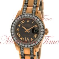 Rolex Lady-Datejust Pearlmaster 80285BR usados