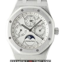 Audemars Piguet Royal Oak Perpetual Calendar new Automatic Watch with original box and original papers 26574ST.OO.1220ST.01