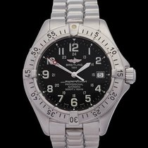 Breitling Superocean Stainless Steel Gents A17345 - W4200