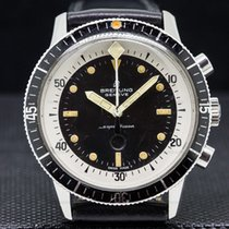 "Breitling 2005 Vintage Breitling SuperOcean ""Slow Counter&..."