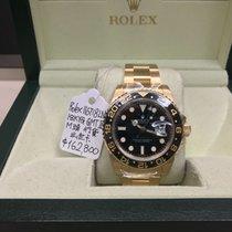 Rolex MINT-二手-香港行貨 116718LN GMT-Master II M Series Production