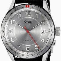 Oris Artix GT Steel Silver United States of America, New York, Brooklyn