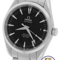 Omega MINT Omega Seamaster Aqua Terra Co-Axial 39.2mm Black...