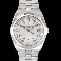 Vacheron Constantin Overseas Steel 41.00mm Silver United States of America, California, San Mateo
