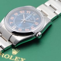 Rolex Air King Acero 34mm Árabes