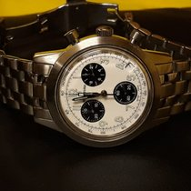 Wyler Vetta Steel 39mm Quartz pre-owned