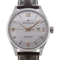 Hamilton Jazzmaster Viewmatic Steel 44mm Silver