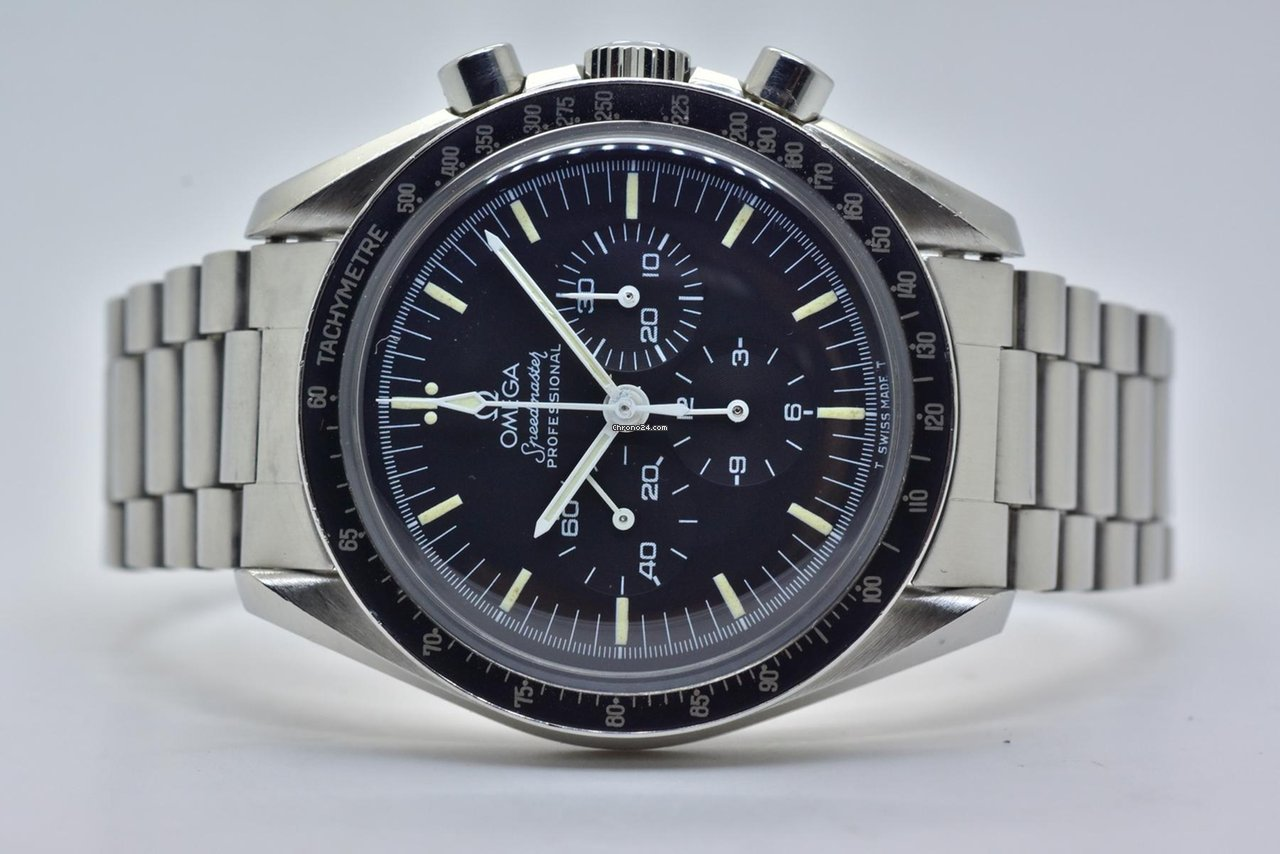 taille 40 37ae8 a0a25 Omega Speedmaster Professional Moonwatch 145.022 Revision 11/2018