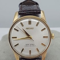 Seiko Gold/Steel 36mm Manual winding 442000 pre-owned United Kingdom, Hertfordshire