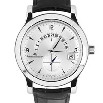 Jaeger-LeCoultre Steel 41mm Automatic 146.8.02 pre-owned