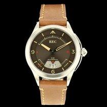 REC Watches Staal 41mm Automatisch RJM 02 nieuw