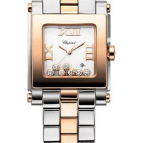 Chopard 278498-9001 Gold/Steel Happy Sport 38mm new United States of America, New York, New York