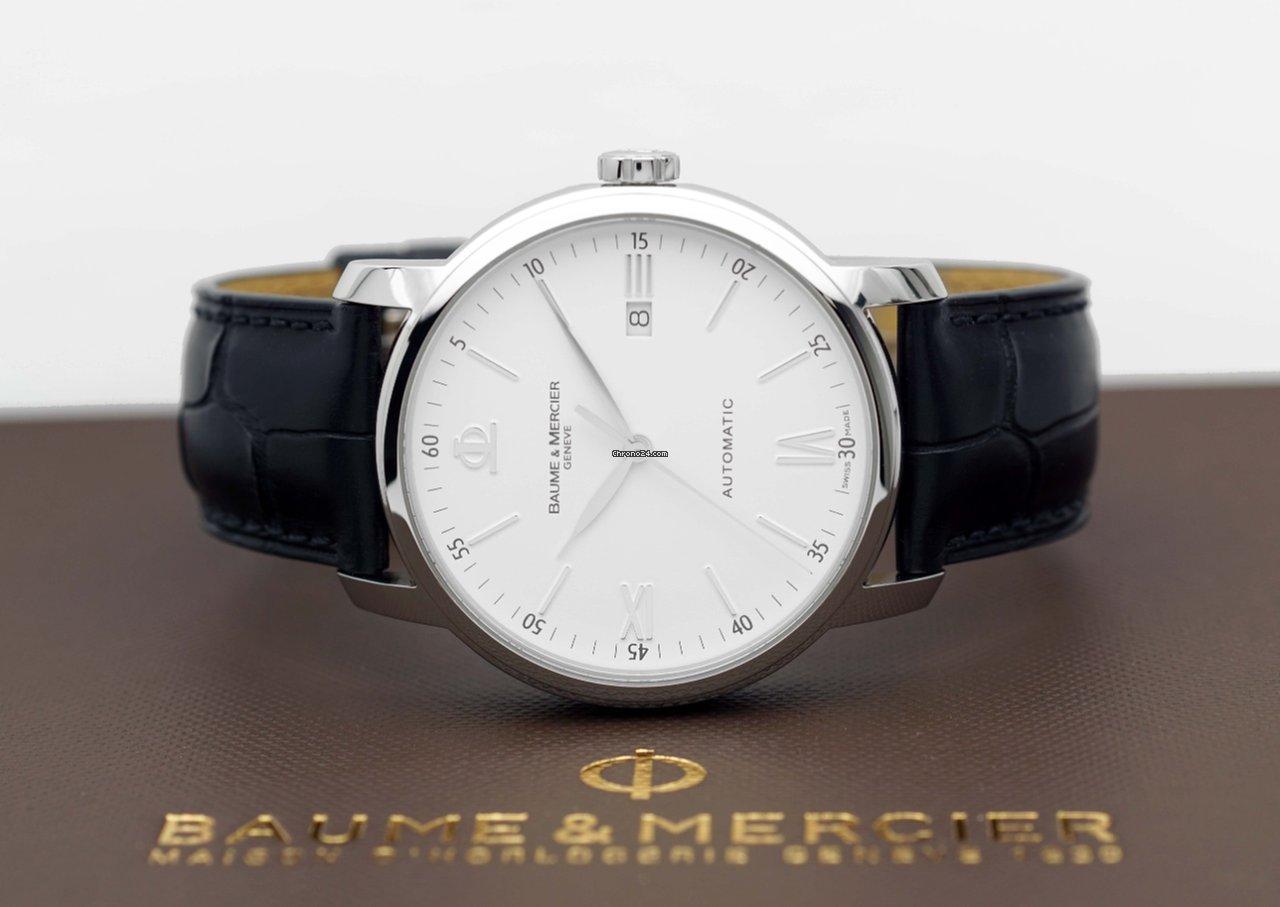 81c0568a03a2 Relojes Baume   Mercier - Precios de todos los relojes Baume   Mercier en  Chrono24
