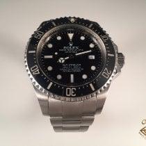 Rolex Sea-Dweller Deepsea Acero 44mm Negro Sin cifras México, San Pedro Garza García