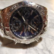 Breitling Chrono Galactic Steel 39mm No numerals