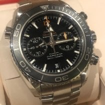 Omega Seamaster Planet Ocean Chronograph Steel 45.5mm Black Australia, Canterbury