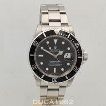 Rolex 16610 Acciaio 1990 Submariner Date 40mm usato Italia, Roma