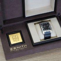 Zenith Port Royal Çelik 36mm Siyah Arapça