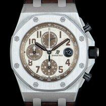 Audemars Piguet Royal Oak Offshore Chronograph Steel 42mm Arabic numerals
