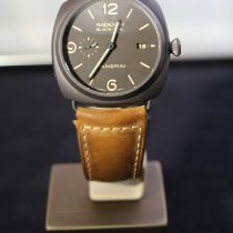 Panerai Radiomir Black Seal 3 Days Automatic PAM 00505 2016 pre-owned