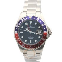 Revue Thommen Steel 42mm Automatic 17572.2135 new