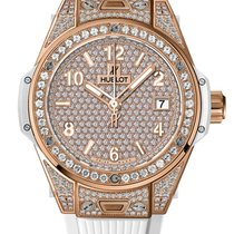 Hublot Rose gold Automatic Gold 39mm new Big Bang
